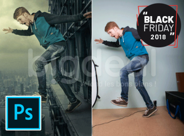 Black Friday : 30 heures de formation en Photoshop, en Illustrator et en in Design à seulement à 149 DT